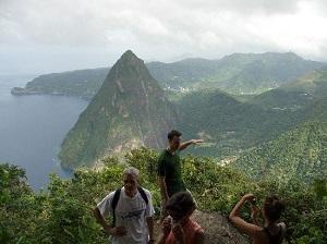 gros-piton hike